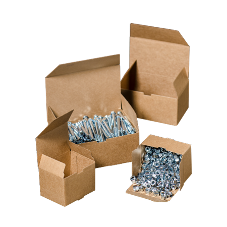 Picture for category Nat-Flute™ Corrugated Cartons